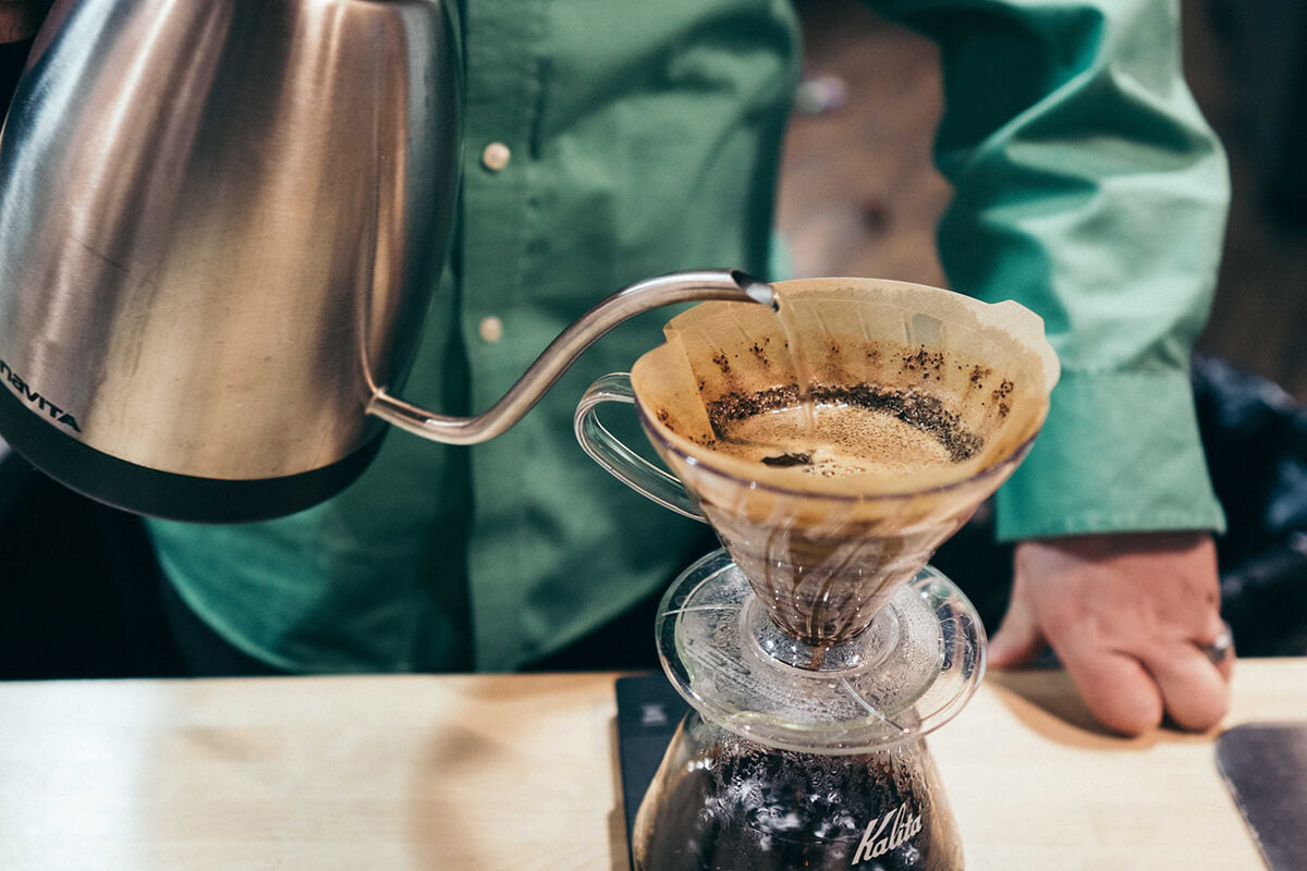 Differences between pour over and immersion brewing