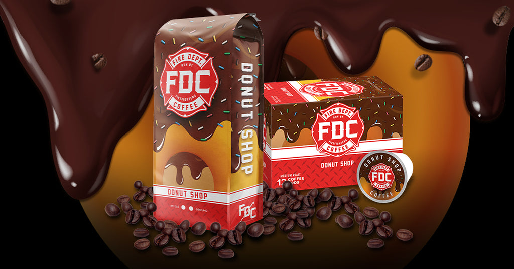 Donut Shop Coffee Collection