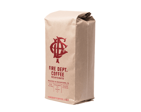 Fire Dept Coffee - Best Decaf Coffee