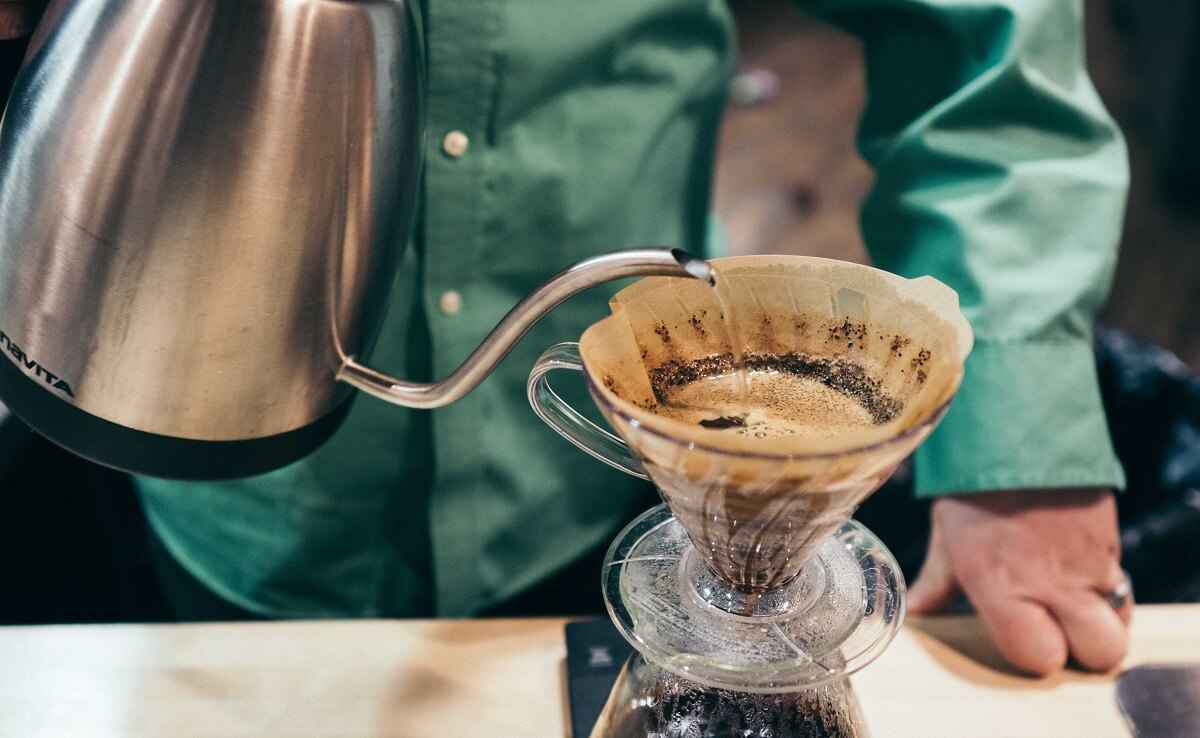 How to brew with the Hario V60
