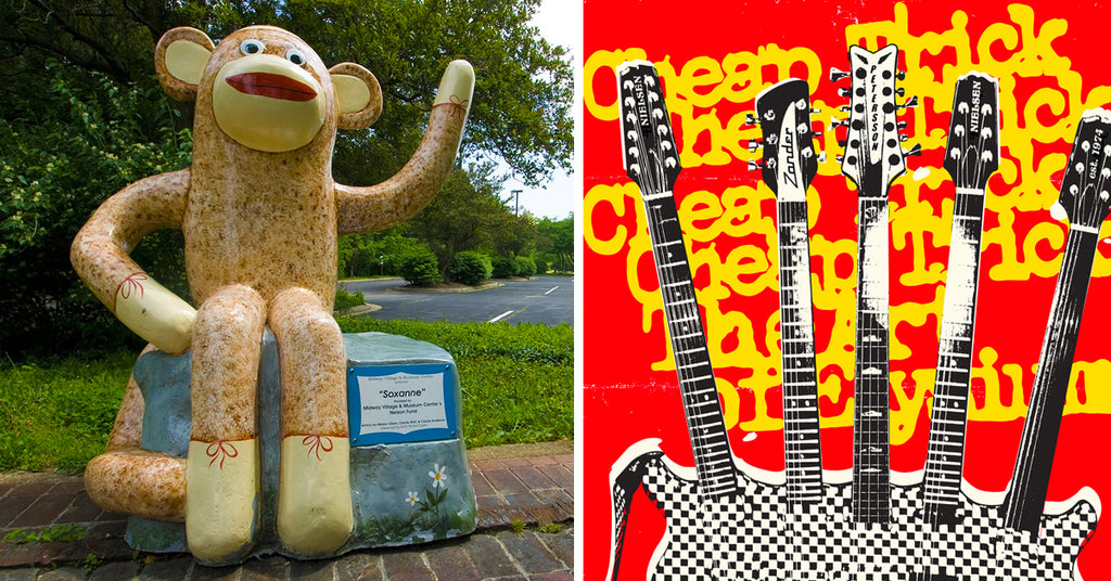 Sock Money, Cheap Trick Band from Rockford, IL