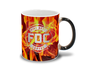 FLAME COLOR CHANGING MUG
