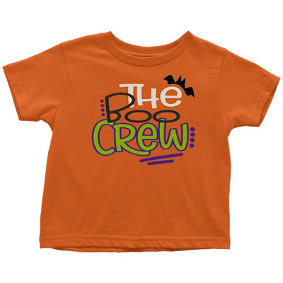 The Boo Crew • Kids & Babies Tops T-shirt teelaunch Toddler Tee Orange 2T