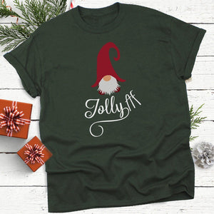 Jolly AF Gnome Unisex T-shirt