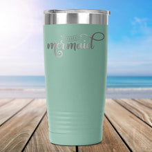 Mama Mermaid  20oz. Insulated Coffee Tumbler