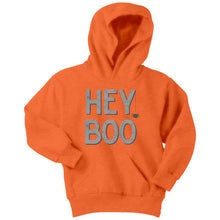 Hey Boo Spider Kids Halloween Tees & Sweatshirts
