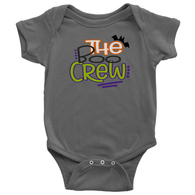 boo crew halloween t-shirts for kids