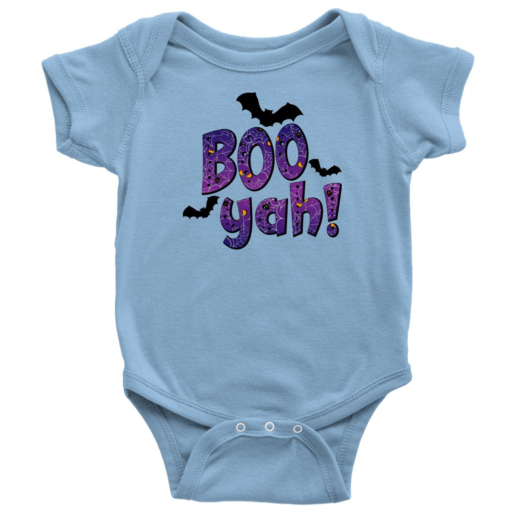 Boo Yah! Halloween Tops for Kids