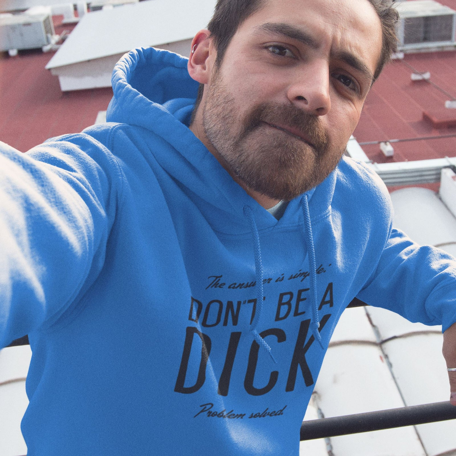 Kindness Matters • Don't Be a Dick T-Shirts and Sweatshirts T-shirt teelaunch