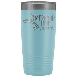 Mermaid Hair, Don't Care 20oz. Insulated Tumbler