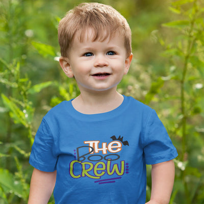 The Boo Crew • Kids & Babies Tops T-shirt teelaunch