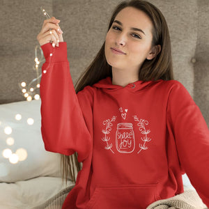 Share Joy This Christmas  Cottagecore Clothing Cozy Hoodies