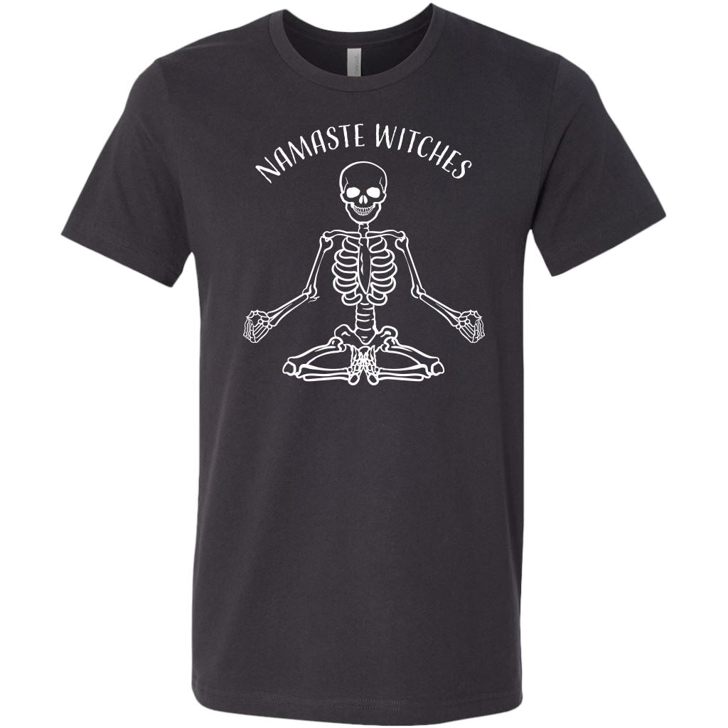 Namaste Witches Halloween Tees & Tops
