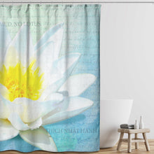 No Mud No Lotus Shower Curtain • Lotus Flower Bathroom Decor Shower Curtains teelaunch