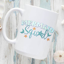 Mermaid Squad 15oz. Ceramic Coffee Mug