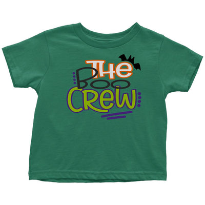The Boo Crew • Kids & Babies Tops T-shirt teelaunch Toddler Tee Kelly 2T