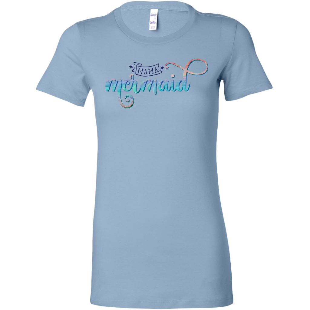 Mama Mermaid Women's Tees
