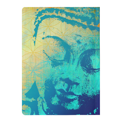 Tree Of Life Buddha Writing Journal Journals teelaunch