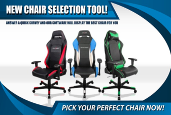 Introducing Our New Chair Selection Tool!