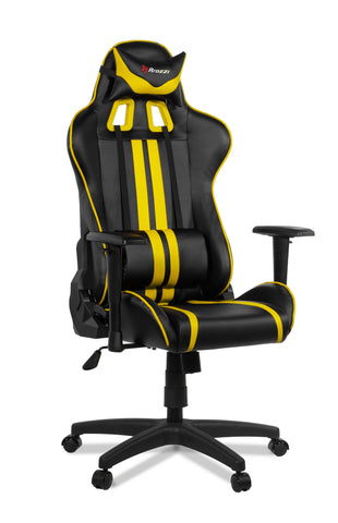 Gaming Chairs - Arozzi Mezzo - Yellow