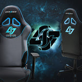 Gaming Chairs - DXRacer OH/RE129/NGB/CLG