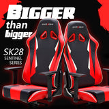Gaming Chairs - DXRacer OH/SK28/NR