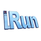 "ClassyBumper ""iRun"" Red 