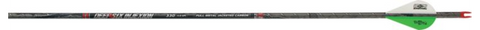Easton Deep Six Full Metal Jacket with Blazer Vanes 6-Pack Arrows