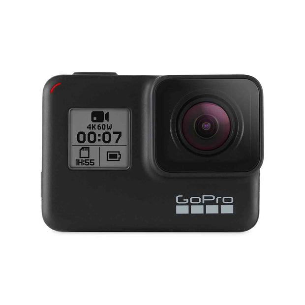 Videocámara GoPro HERO7 Black + Action Bundle de Regalo