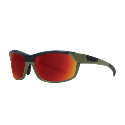 Lentes Smith Overdrive Black - Reaccion Shop