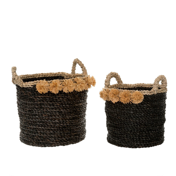 Cosimo Seagrass Basket - Small
