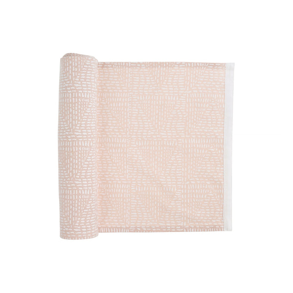Mason Table Runner, Blush