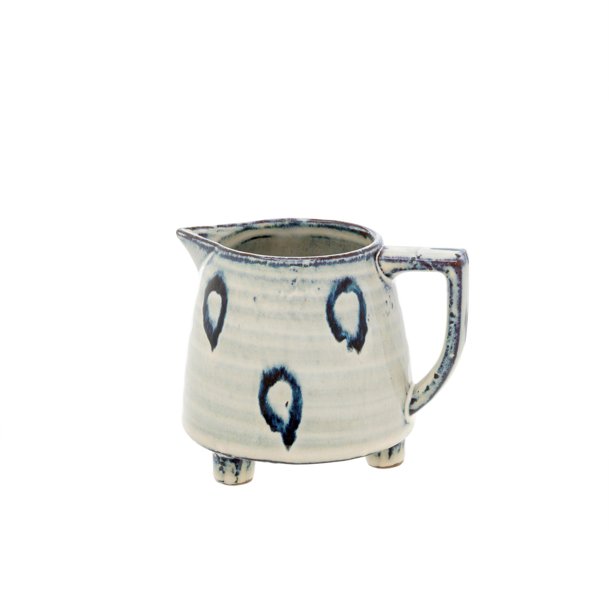Shibori Pitcher, Small