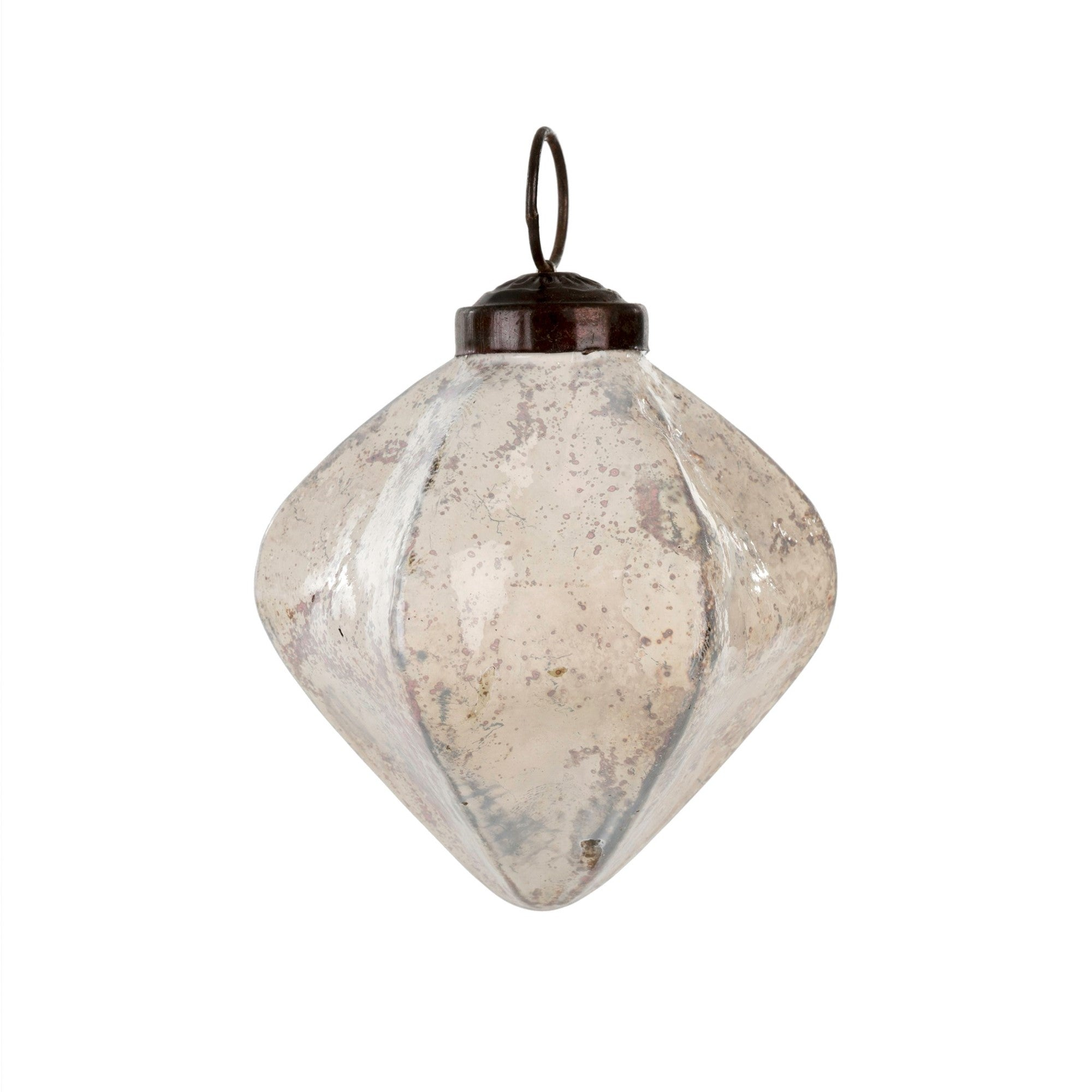 Medium Blush Crush Ornament