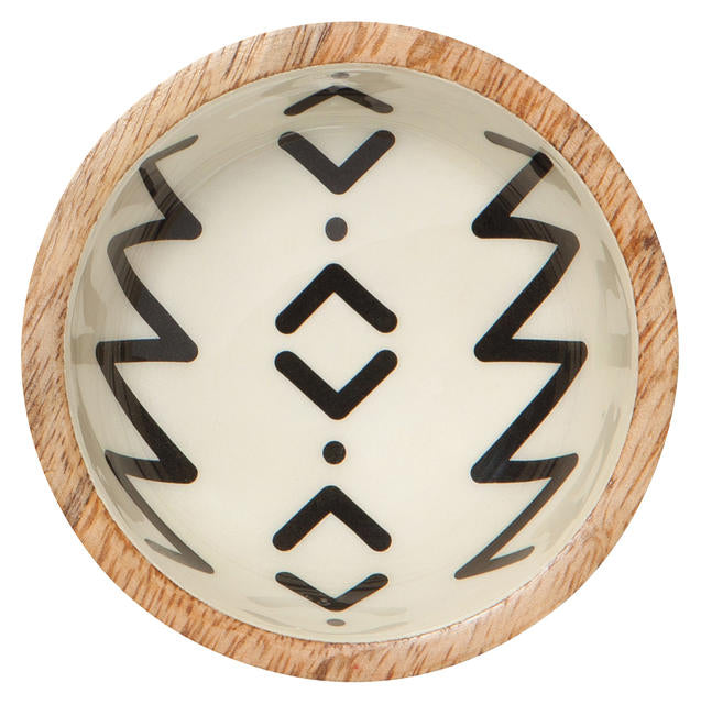 Ziggy Mango Wood Mini Bowl