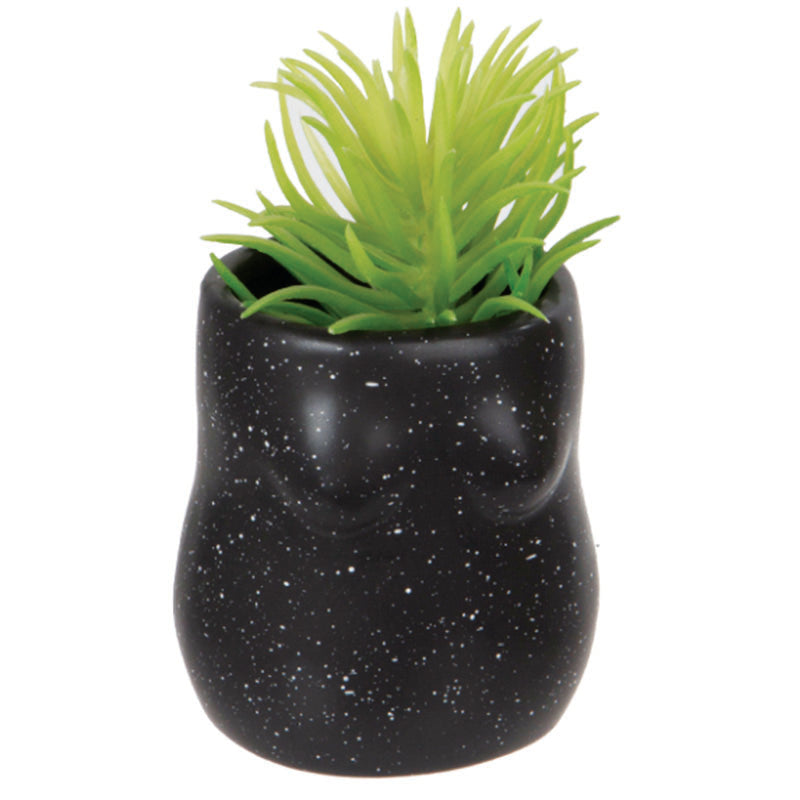 Body Pot Black