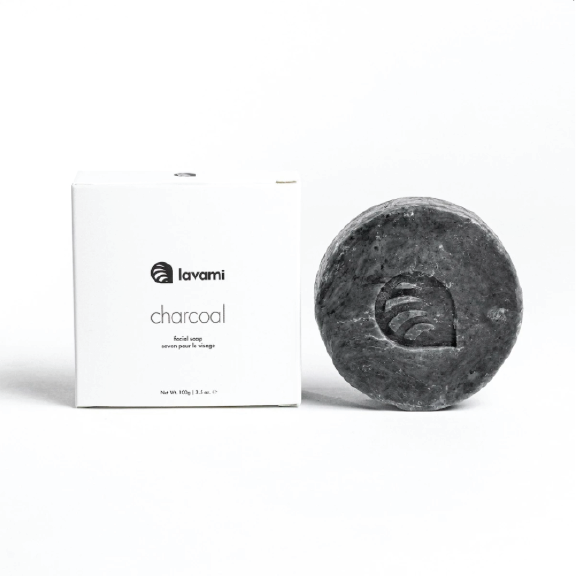 Charcoal Facial Soap - Lavami