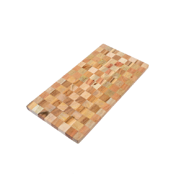 Checkered Cheese Board