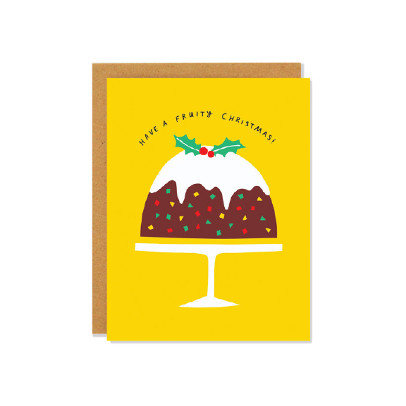Fruity Christmas Card
