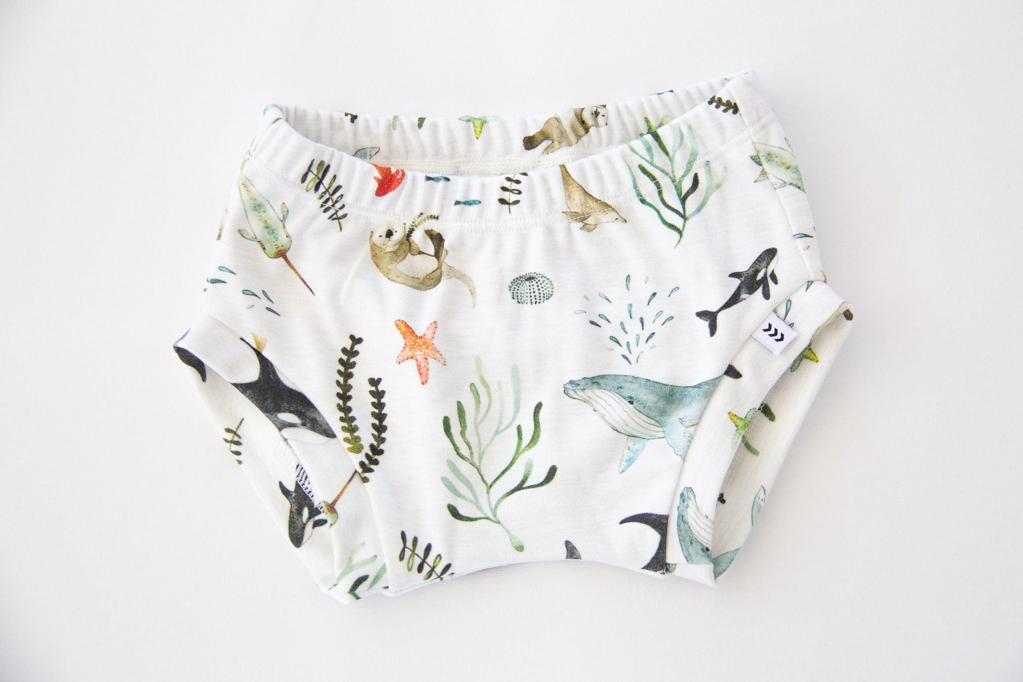 Ocean Friends Organic Shorties