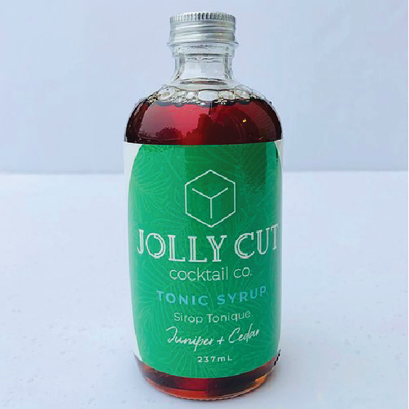Jolly Cut Tonic Syrup
