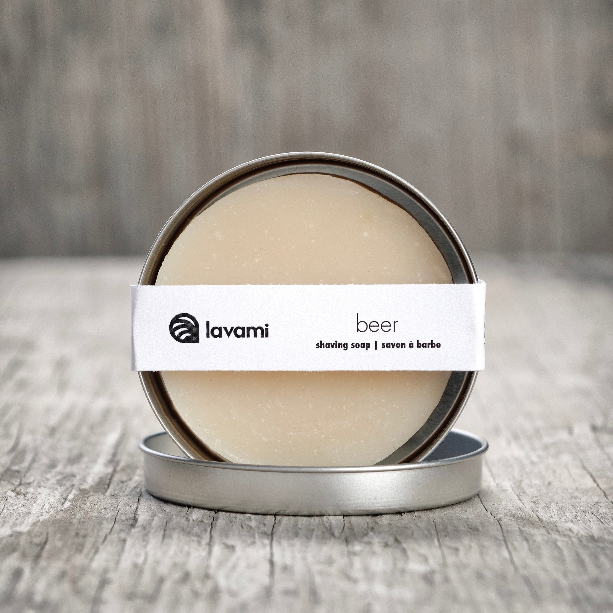 Lavami Beer Shaving Soap
