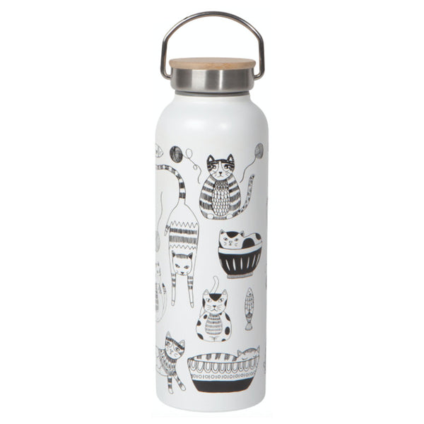 Purr Party Water Bottle