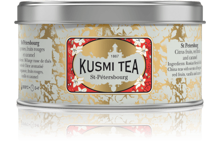St. Petersbourg Kusmi Tea - 125g