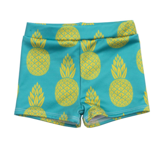 Pineapple Paradise Boys Swimsuit