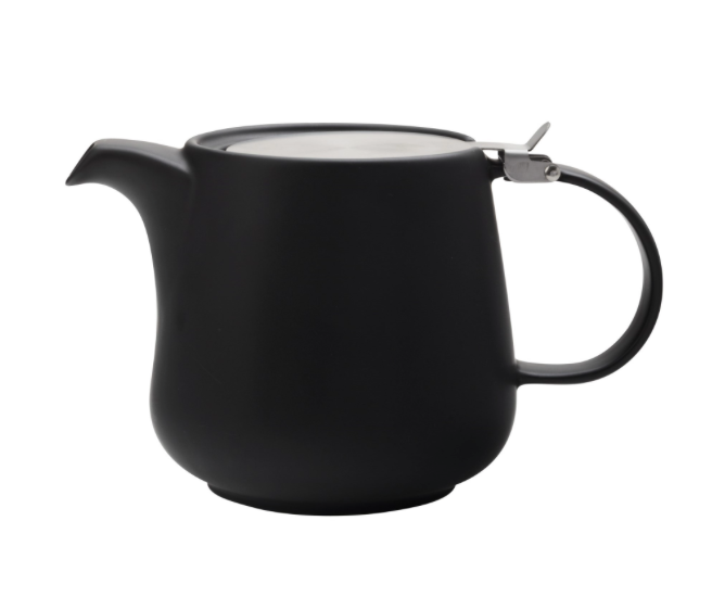 Teapot Tint Black 600mL