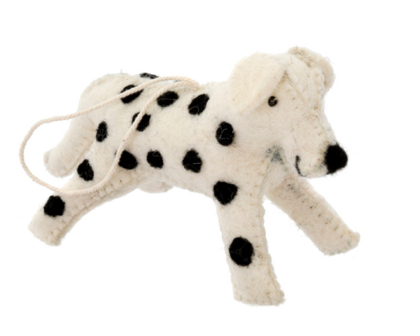 Dolly Dalmatian Ornament