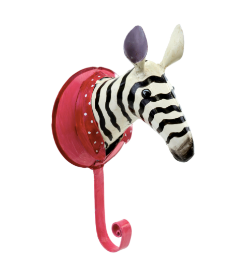 Madame Zebra Hook