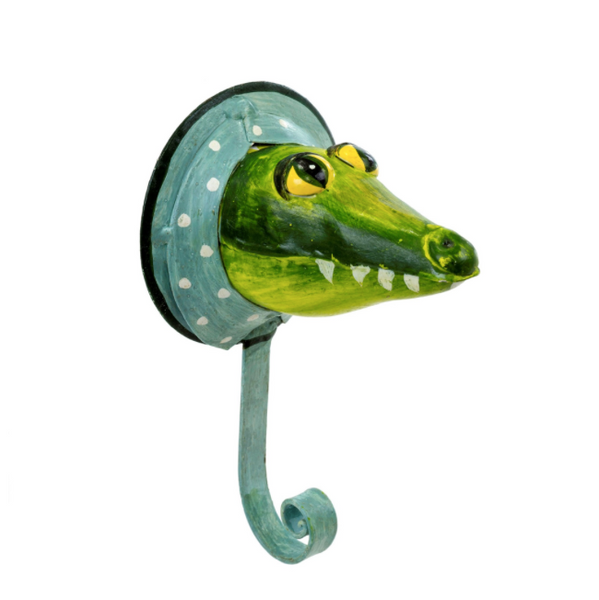 Monsieur Crocodile Hook
