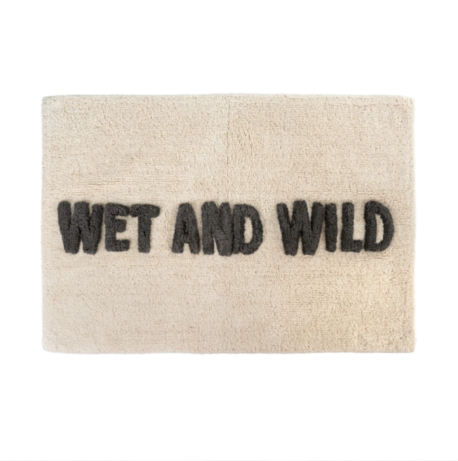 Wet and Wild Bath Mat